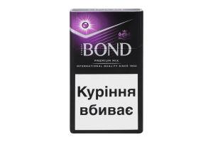 Сигарети з фільтром Bond Street Premium Mix 20шт
