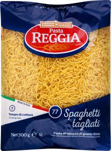 Макаронные изделия Spaghetti tagliati 77 Pasta Reggia м/у 500г