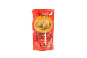 Майонез 40.5% Три яйца Кухар Рішельє д/п 180г