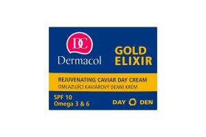 DC Gold Elixir Крем денний омолоджуючий 50мл (к)