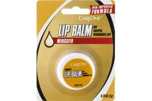 CareOne Lip Balm Medicated