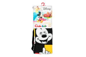 Колготки дет Conte-kids Disney 465 черный р128-134