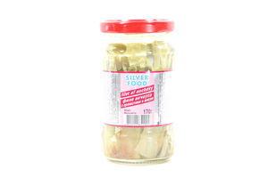 Анчоус филе со специями в масле Silver Food с/б 170г