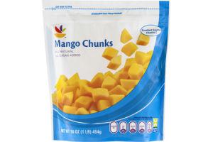 Ahold Mango Chunks No Sugar Added Natural