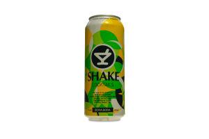 Напиток слабоалкогольный 0.5л 7% Shake Cocktails Bora Bora ж/б