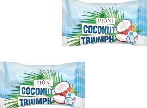 Цукерки глазуровані Кокос-тріумф Pioni кг