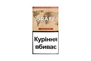 Тютюн сигаретний American Blend Graff 30г