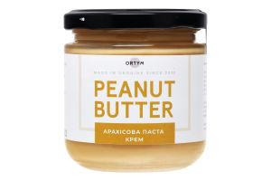 Паста арахісова Крем Ortym c/б 180г