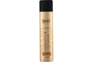 Suave Professionals Smooth Luxe Style Infusion Anti-Humidity Hairspray