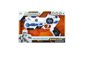 Іграшка Китай Пістолет космічний Art.LM666-2Y x6