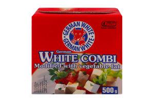 Сирний продукт Джерман Вайт Комбі 16% 500г