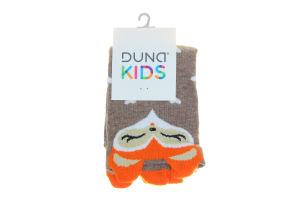 Носки детские Kids Duna темно-бежевые 22-24