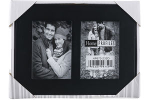 Home Profiles 2x3 Picture Frame Black
