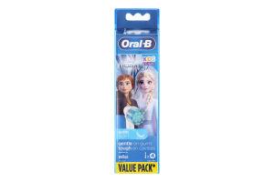 Насадки змінні для електричної зубної щітки Frozen II Disney Oral-B 4шт