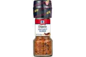 McCormick Chipotle Sea Salt Blend