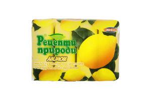 Мило Юсі лимон 4*75г х24