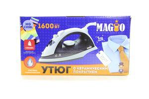 Праска Magio МG-130 1200Вт керам.нап.
