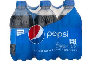 Pepsi - 6 PK