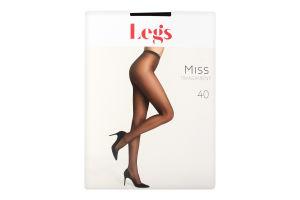 Колготи жіночі Miss 40 Nero №4