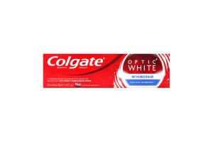 Паста зубная Мгновенный Optic White Colgate 75мл
