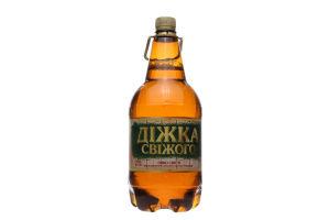 Пиво 1.42л 4.9% светлое Полтава Бочка свежего п/бут