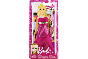 Barbie Fashion Kit Ages 3+