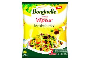 Смесь овощная замороженная Mexican mix Bonduelle м/у 400г