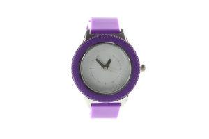 Часы наручные фиолетовые №124018 SKY 1шт