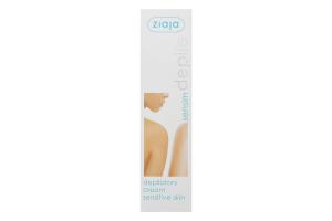 Крем для депіляції чутливої шкіри Ziaja 100мл