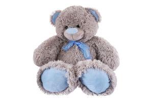 Игрушка мягкая для детей от 3лет №MDS3V Медведь Сержик Fancy 1шт