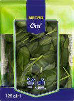 Шпинат Бэби Metro Chef м/у 125г