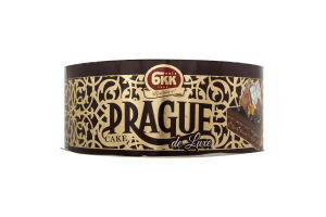 Торт БКК Пражский Де Люкс 0,850 кг