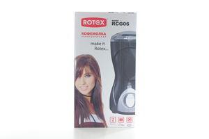 Кавомолка Rotex RCG06 Чорний 614287