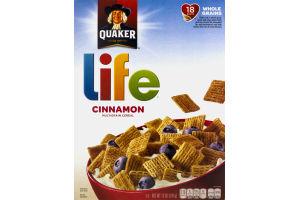 Quaker Life Multigrain Cereal Cinnamon