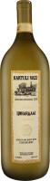 Вино 1.5л 12% біле сухе Цинандалі Kartuli Vazi пл