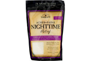 Village Naturals Therapy Aches + Pains Night Time Relief