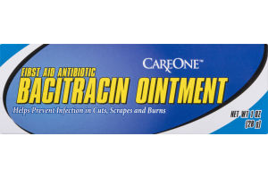 CareOne First Aid Antibiotic Bacitracin Ointment