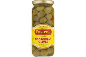Pastene Manzanilla Olives Stuffed