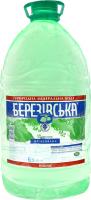 Вода мінеральна негазована Березівська п/пл 6.5л