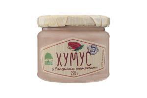 Хумус с вялеными томатами Інша їжа c/б 270г