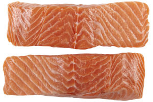 Boneless Skinless Salmon Fillet - 2 ct