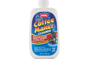 Whink Automatic Drip Coffee Maker Cleaner