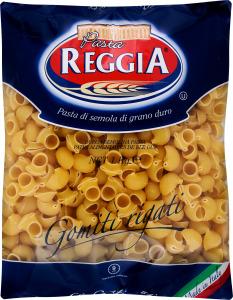 Макаронні вироби Gomiti Rigati Pasta Reggia м/у 1кг