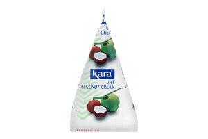 Сливки 24% пастеризованные кокосовые Kara м/у 65г