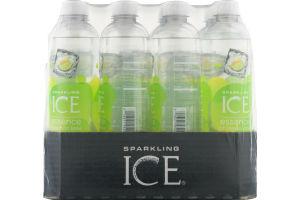 Sparkling Ice Essence Of Lemon Lime - 12 CT