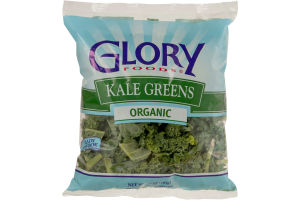 Glory Foods Kale Greens Organic