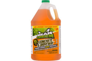 Mean Green Concrete & Driveway Pressure Washer Ultra Concentrate