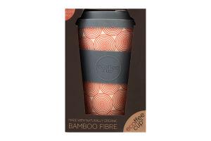 Чашка Ecoffee Cup Regular бамбук 400мл асс D-06