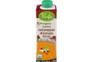 Pacific Organic Soup Red Pepper & Tomato