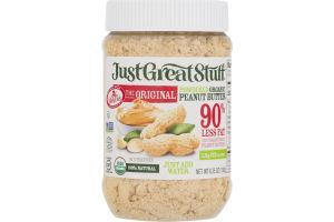 Just Great Stuff The Original Powdered Organic Peanut Butter